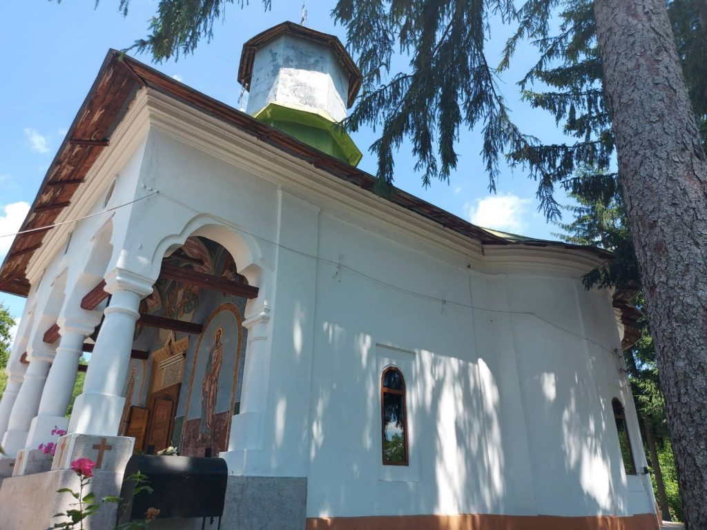 Biserica Măgura