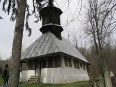 Biserica din lemn Sf. Nicolae și Sf. Gheorghe